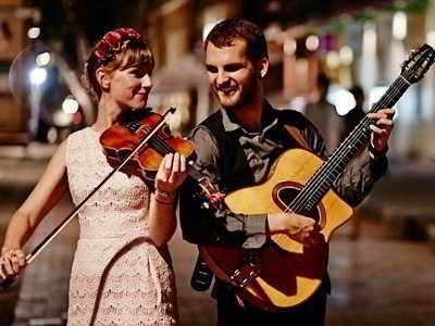hire classical wedding musicians
